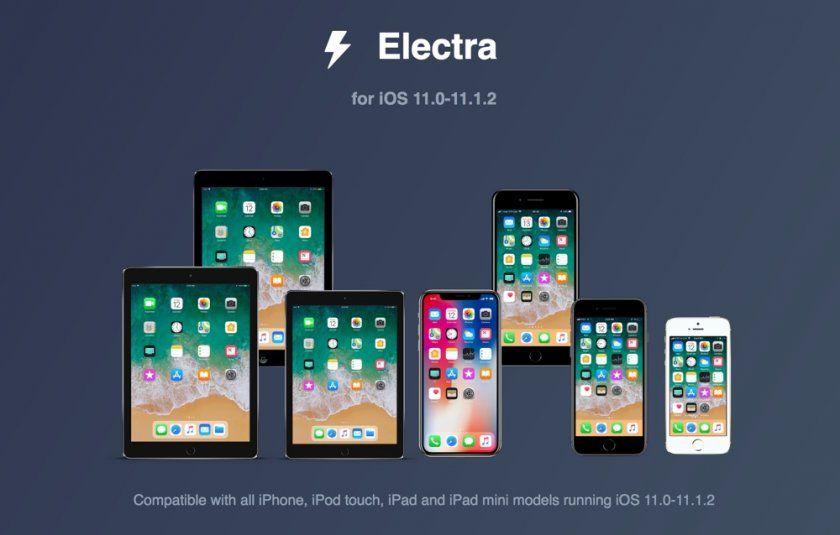Jailbreak : La mise à jour d'Electra 1 0 4 fait le ménage - iPhone Tweak