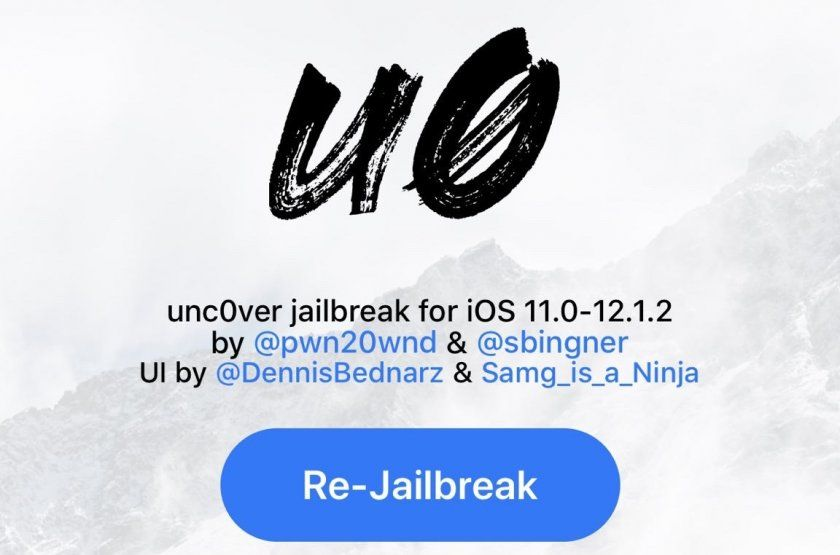 Unc0ver bêta 38 : nouvelle version du jailbreak d'iOS 12 sur iPhone