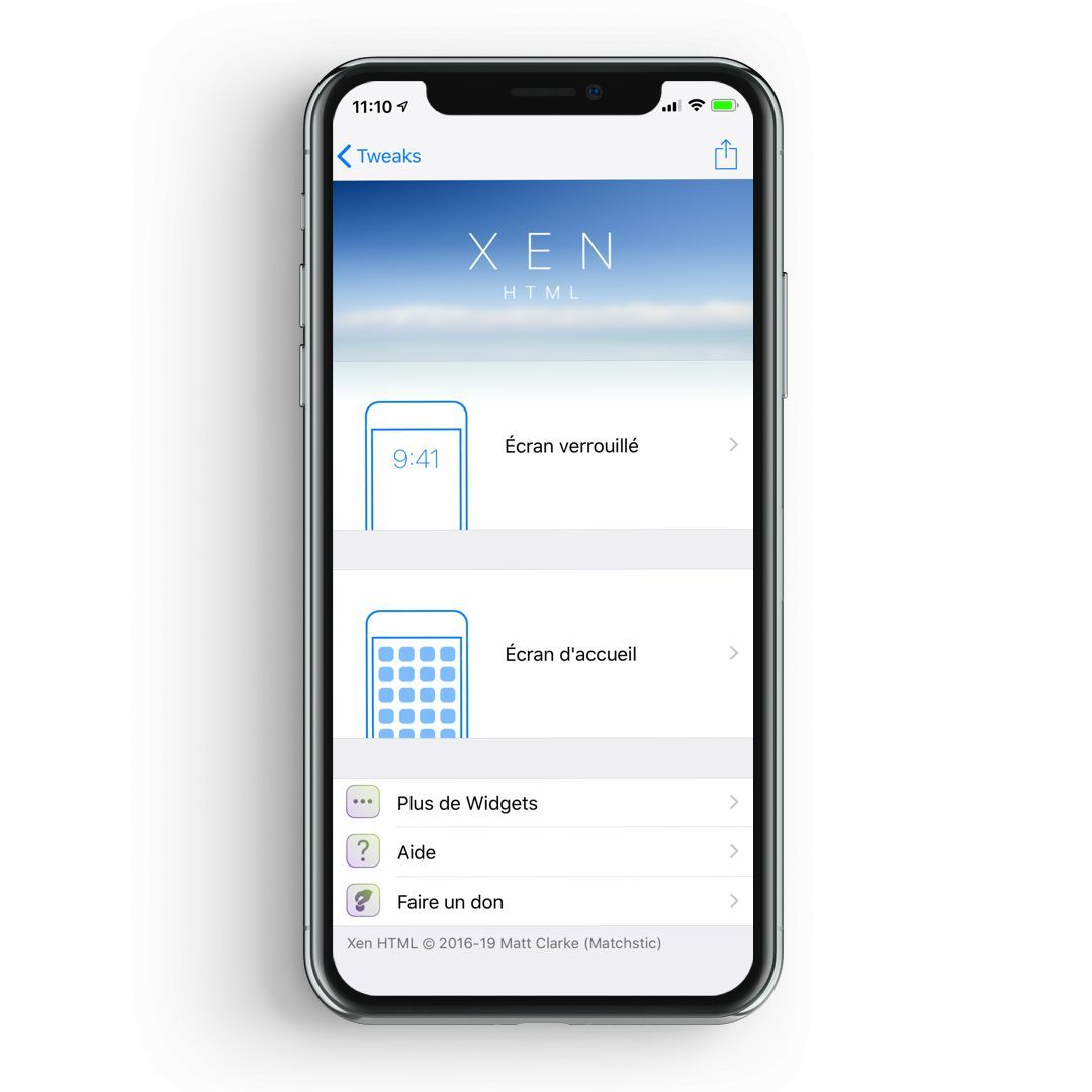 XenHTML est désormais compatible avec la puce A12 ! - iPhone