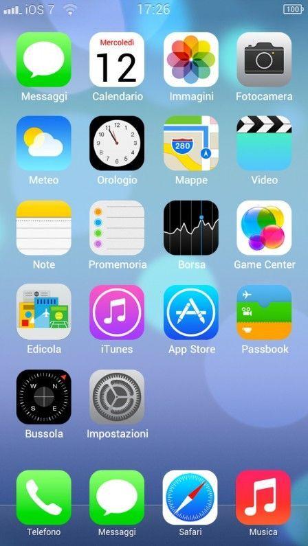 comment avoir ios7 sur ipod touch 4