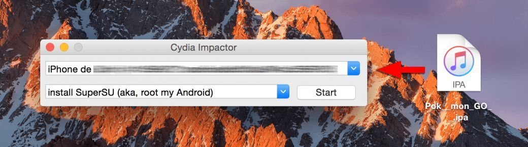 Erreur provision cpp sur Cydia Impactor ? Voici la solution
