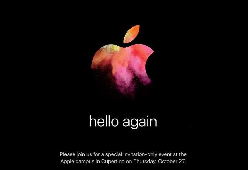 [LIVE] Keynote d'Apple : les nouveaux Macbook Pro 2016, iMac et plus
