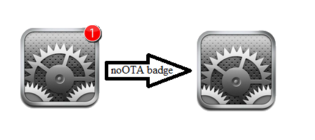 noOTA badge